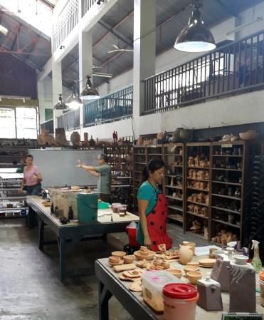 CFA Sculpture & Ceramic Studio
