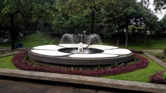 Fountain, Bocobo Hall & Law Center (1963-64)