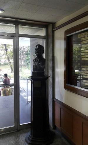 Artist Unknown - U.P. Pres. Jorge Tabago Bocobo (1886-1965)