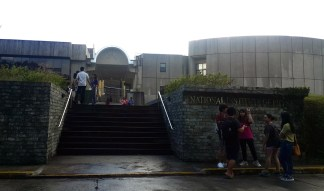 UP National Institute of Physics, at the National Science Complex