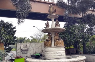 2008 Batasan Road Tunnel Fountain