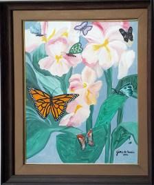 2006 Maria Georgina Perez-de Venecia - Butterfly Garden
