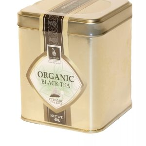 CEYLON TEA - ORGANIC BLACK TEA 40G IN A