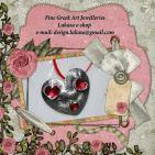 Προσφορά_χειροποιήτο _κολιε_έκπτωση_14_Φεβρουαρίου_ημέρα_των_ερωτευμένων_κόσμημα_ασημένιο_Lakasa_e-shop_jewelleries_heart_καρδιά_έρωτας_αγάπη_βαλεντίνος_valentine_day