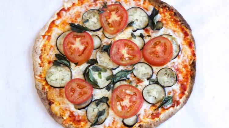 Cook – Schnelle Gemüsepizza
