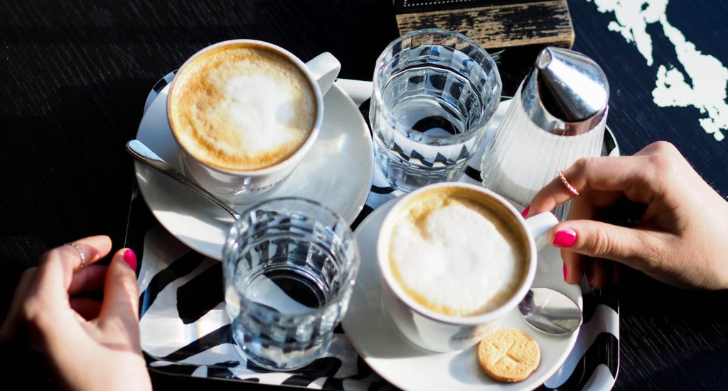 Brunchen im Cafe Mitte mit Regional Brutal