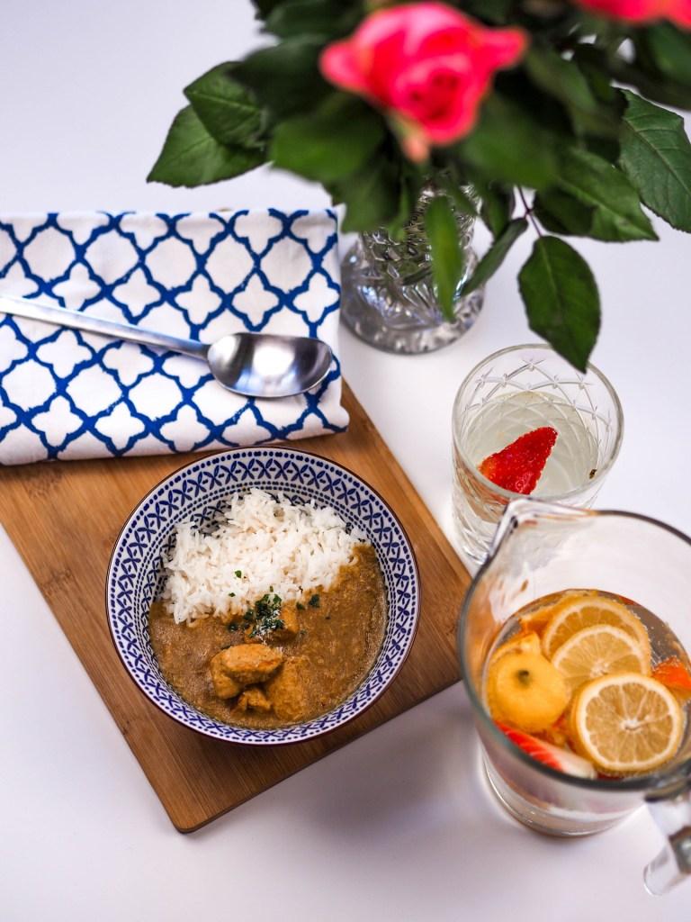 Indien, Curry, Indisch, Food