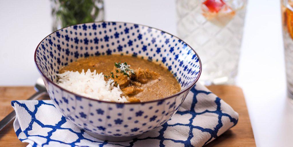 Cook – 7 Geschmackswelten Indien Curry Kokos Huhn