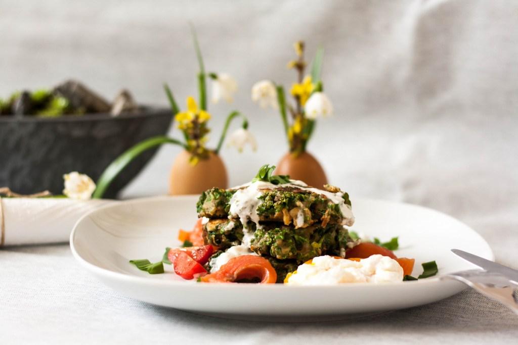 Cook – Gastbeitrag Frühlingshafte Superfood Pancakes