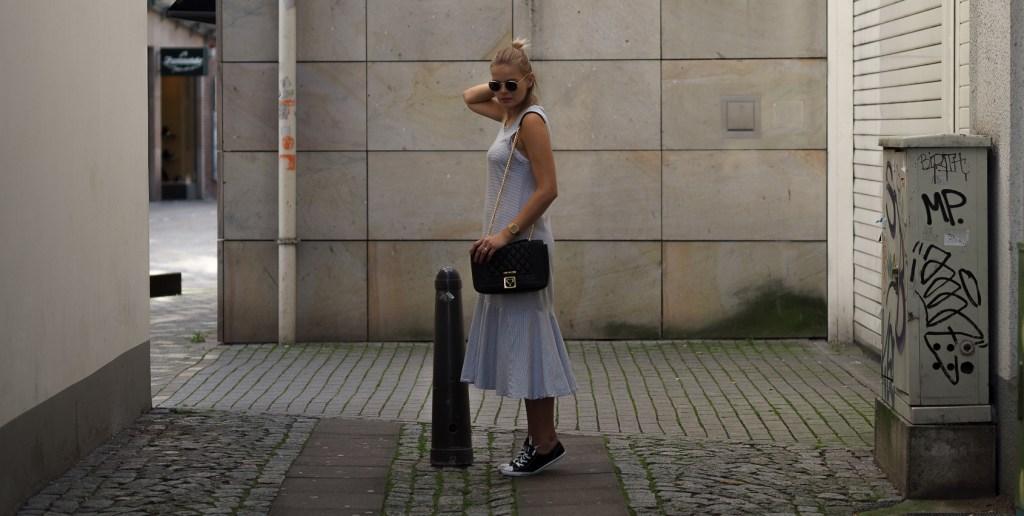 Outfit – Streifen gehen immer – mein Traveloutfit