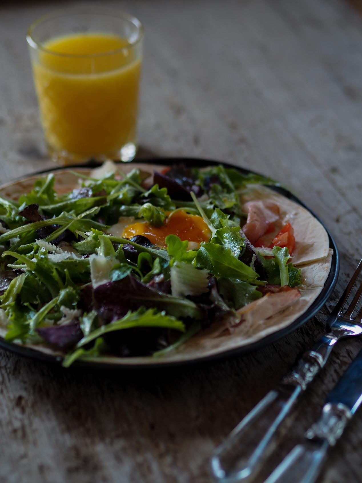 Rezept, Frühstück, gesunde Quesadilla, Breakfast, Breakfastideas, Foodblogger,