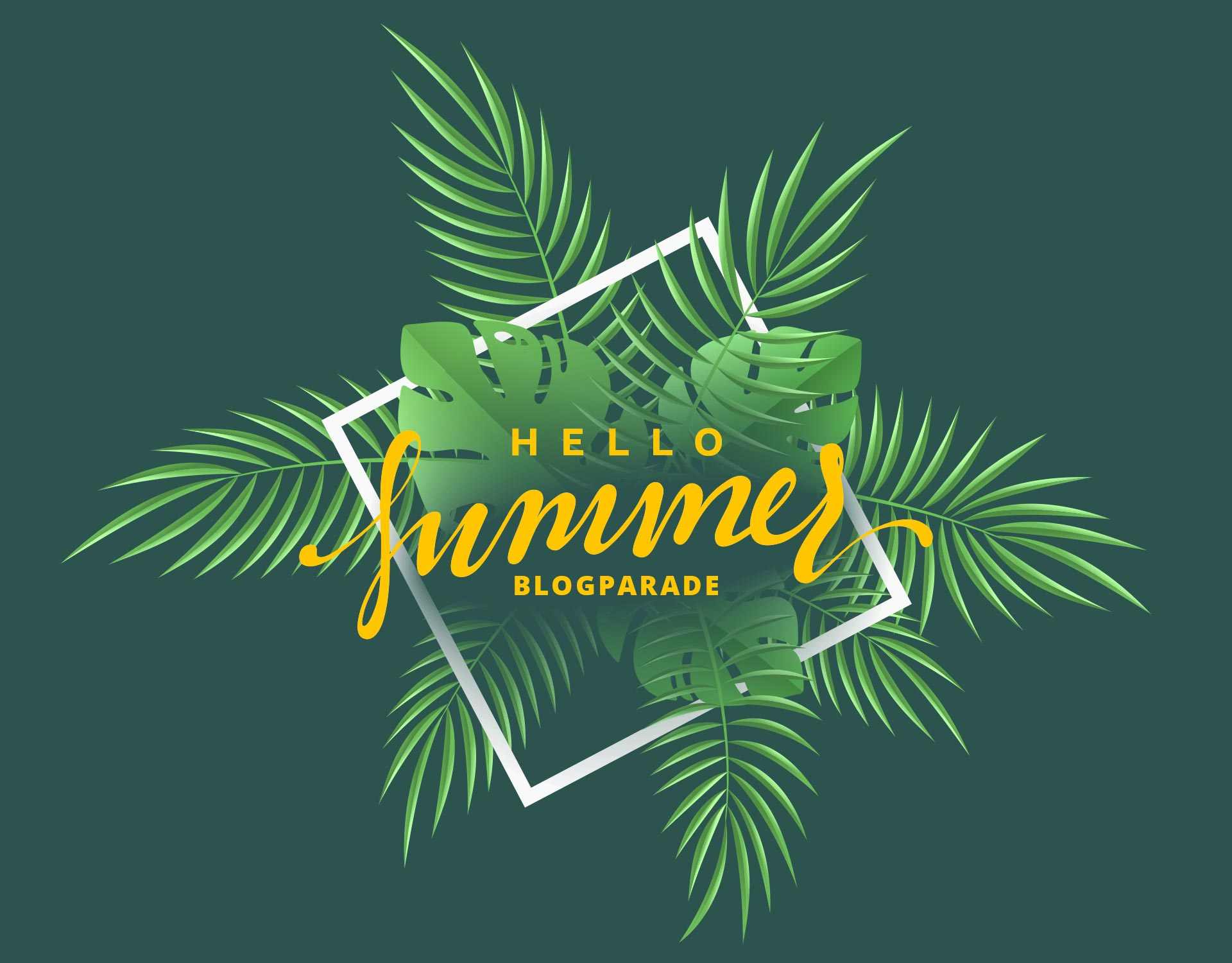 Sommer Blogparade