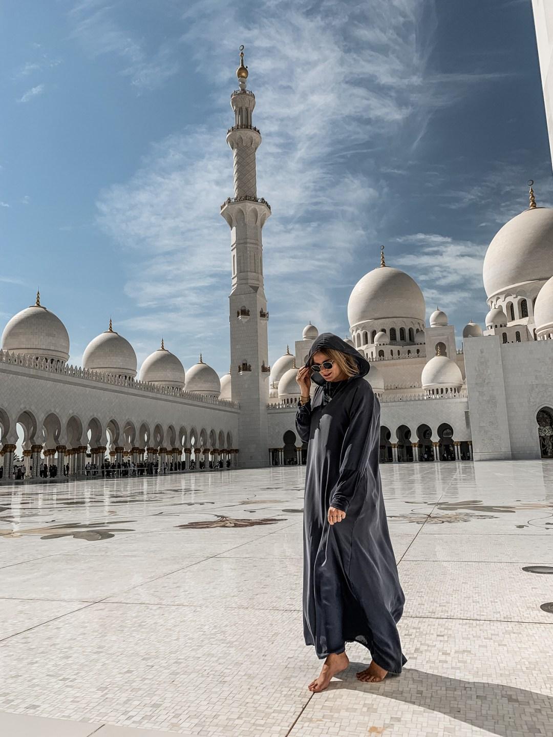 Travel | Abu Dhabi, Must See und Tipps