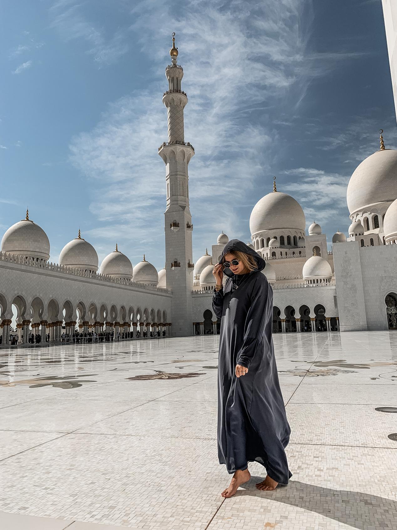 Travel   Abu Dhabi, Must See und Tipps