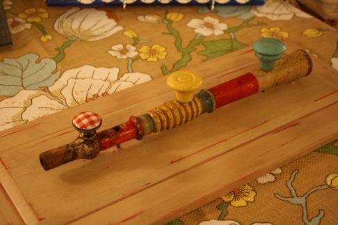 antique recorder_szd