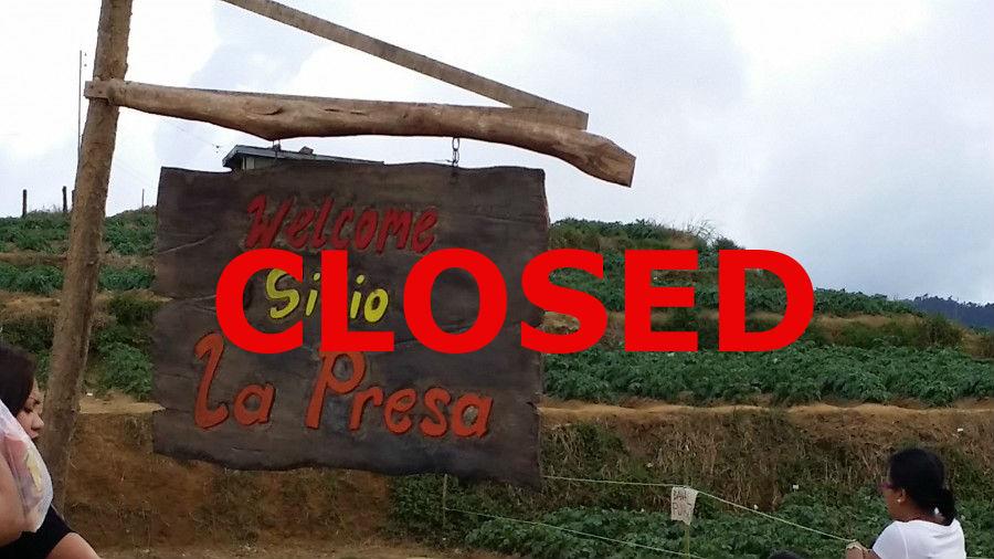 la-presa-closed