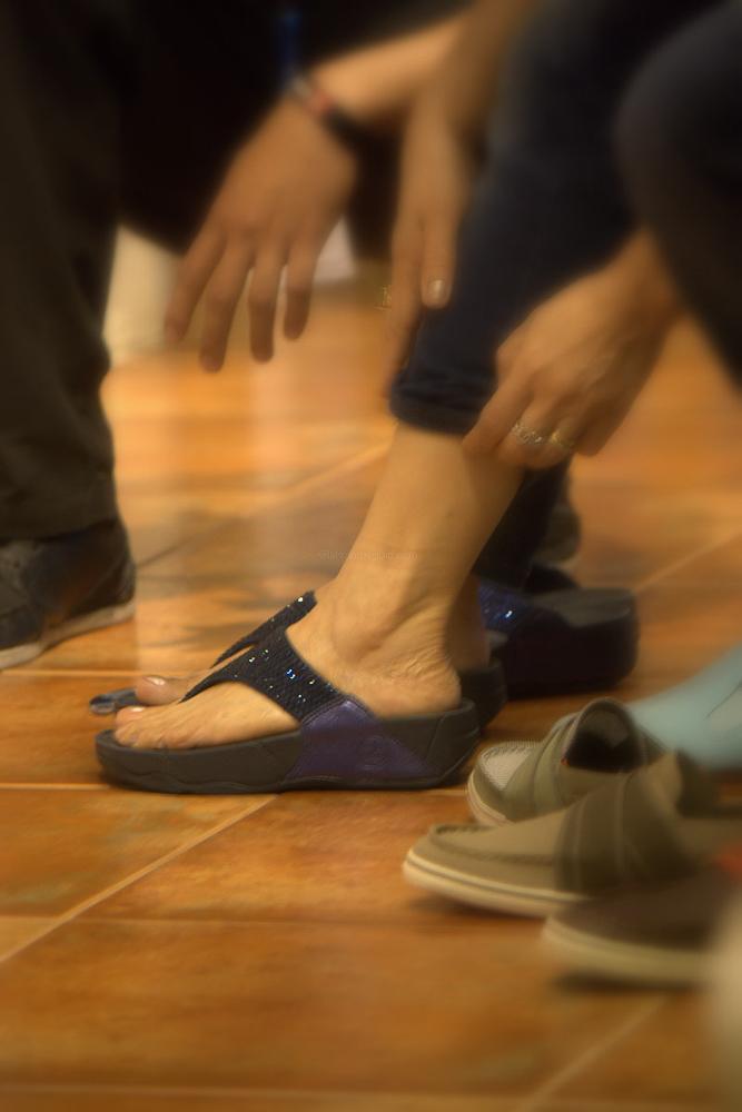 ResToeRun Shoe Fits