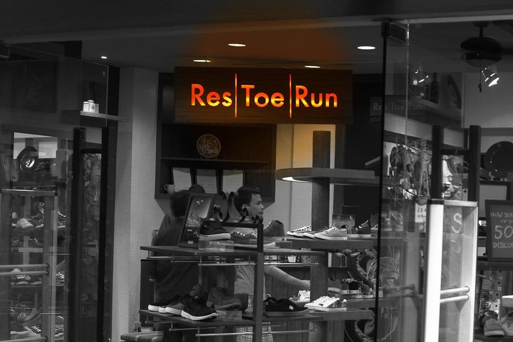 Res|Toe|Run Baguio City