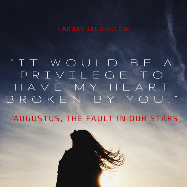 The Fault In Our Stars Quotes Movie: 20 Love Quotes From TV And Movies For Valentines