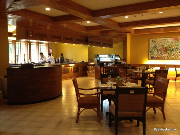 The Forest Lodge Resto- The twist