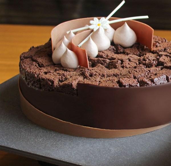 Chocolate Truffle Creme Brulee