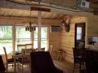 ideas for ceiling in hunting cabin