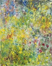 Tryptich 2 - Impressionist Art by Laurette Carroll