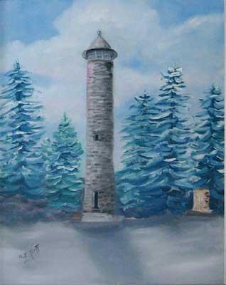 Stone Tower,Hanover, NH