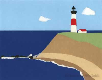 Lighthouse by Rosemary McGuirk