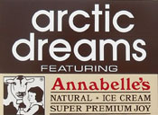 Artic Dreams Ice Cream