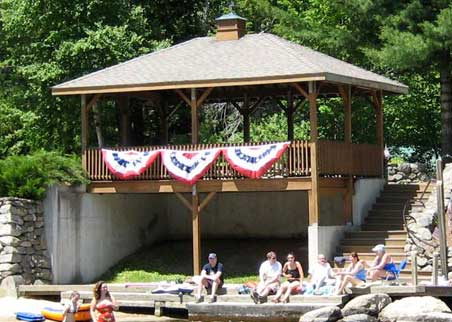 Newbury Harbor Gazebo