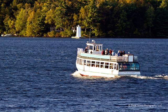 Lake Sunapee Summer Cruise