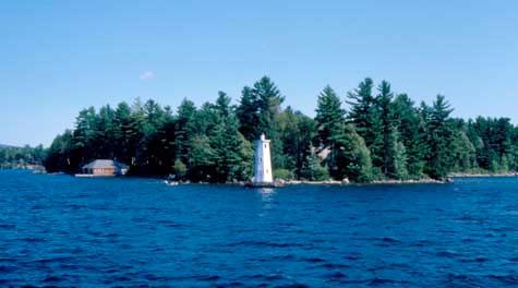 Herrick Cove Lighthouse
