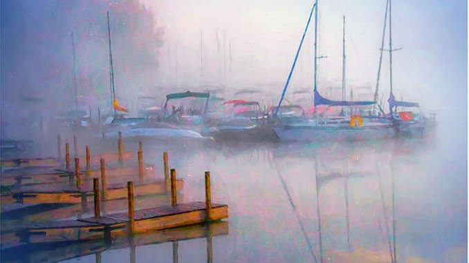 Sunapee Harbor by Rick Stockwell