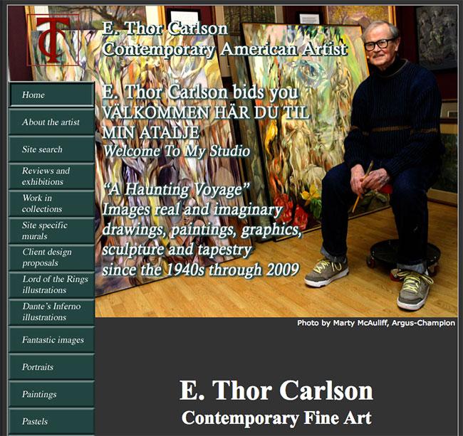 EThorCarlson.com