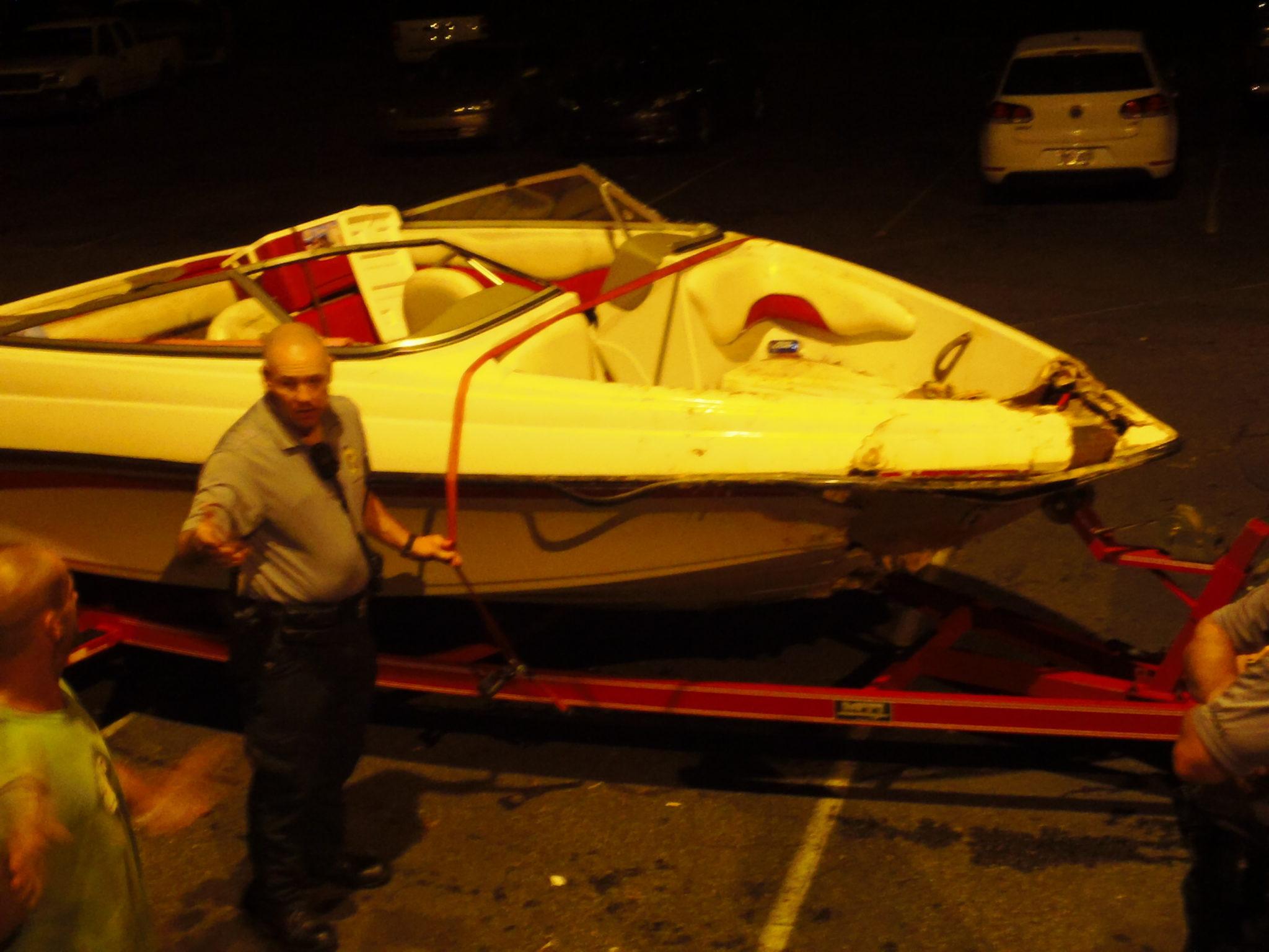 Details of Allatoona Boat Crash at Lake Allatoona