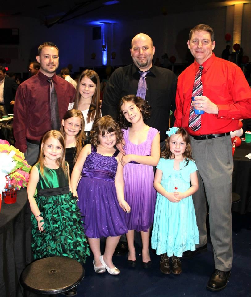Acworths Daddy Daughter Dance  A Frozen Princess Ball