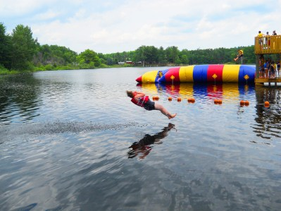 150' Water Slide