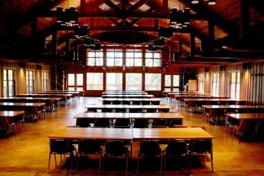 dining hall inside