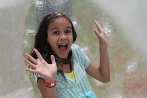 We have new Zorbs!!