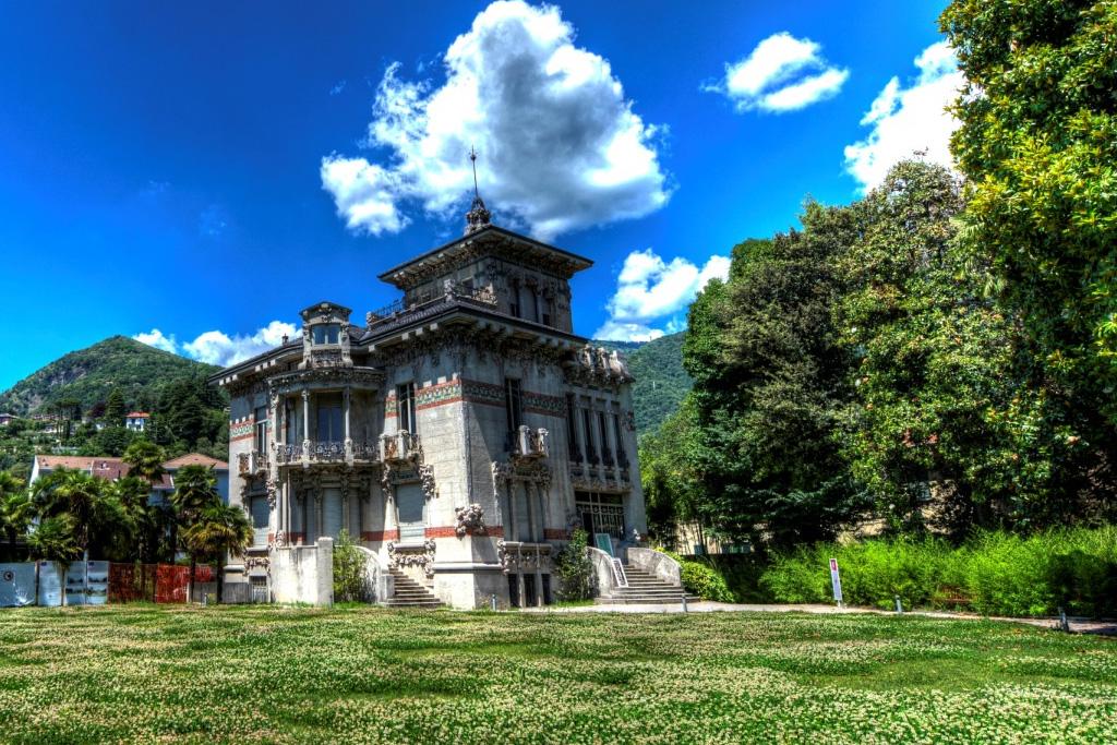 Villa Bernasconi on LakeApp