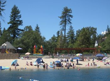 Lake Arrowhead Beach Clubs