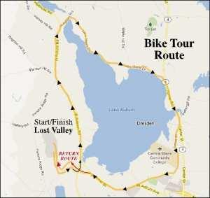 Lake Auburn Half Marathon & Barn Open House – SUNDAY 8am to noon