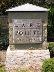 Lake Pointe on Lake Austin