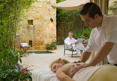 Lake Austin Spa Massage
