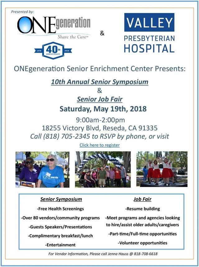 ONEgeneration Senior Symposium