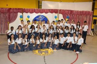 8th Grade Ring Ceremony