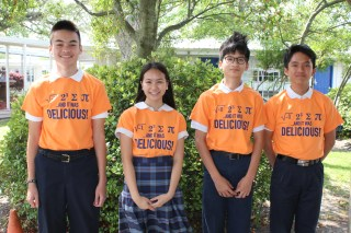 Mathcounts State Competition