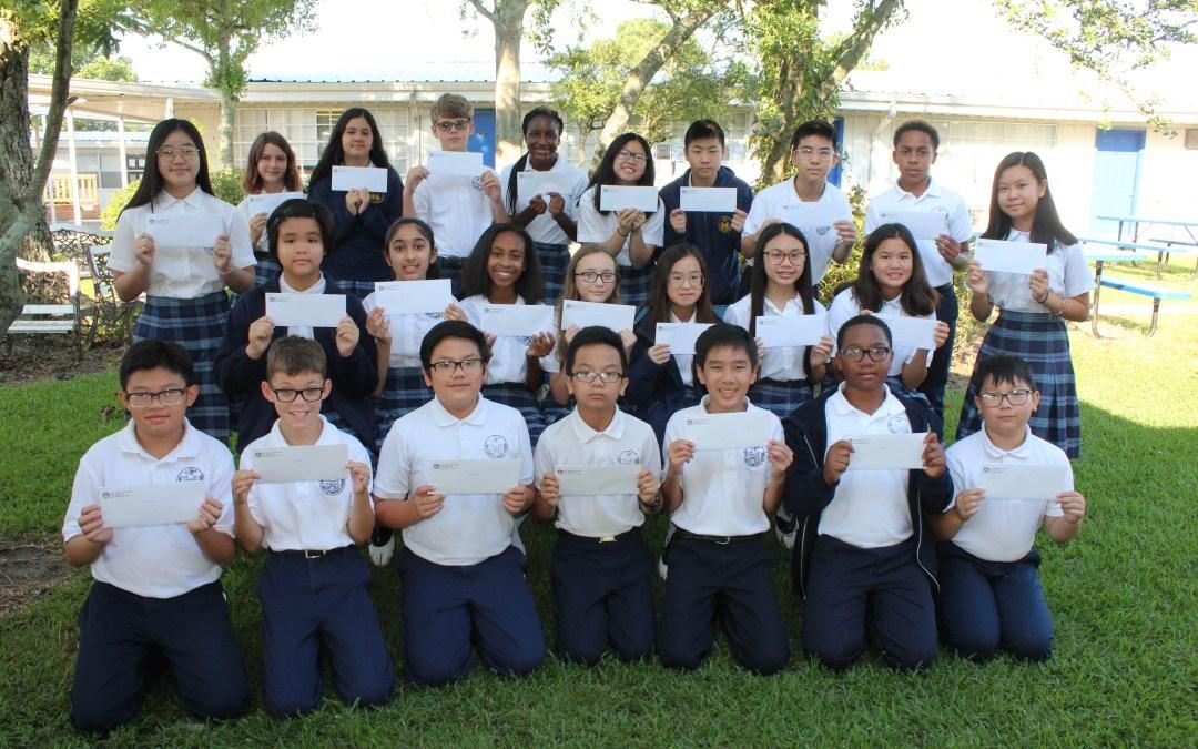 Duke TIP 7th Grade Qualifying Students