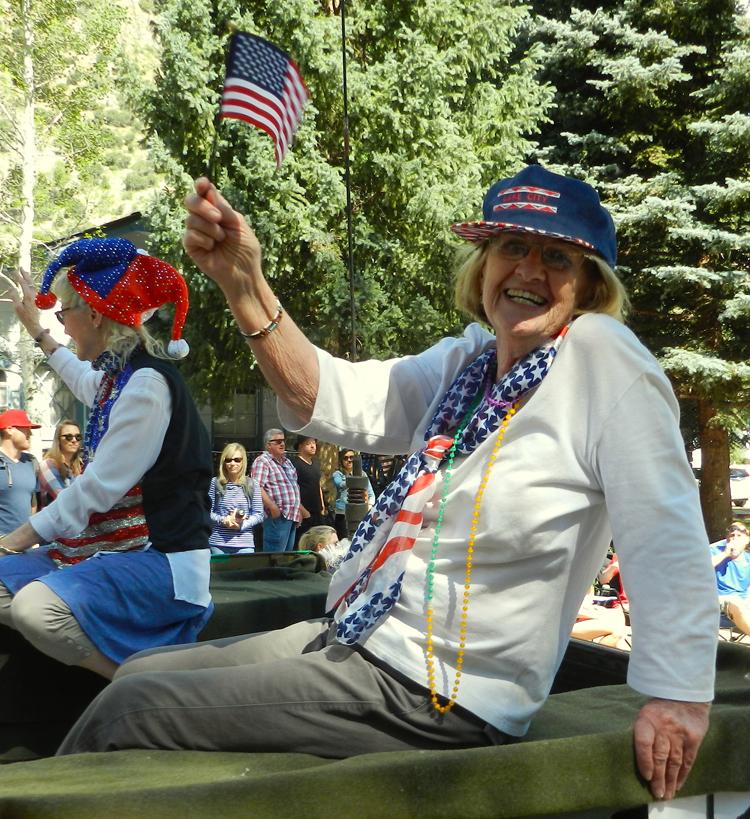 woman-waving-flag